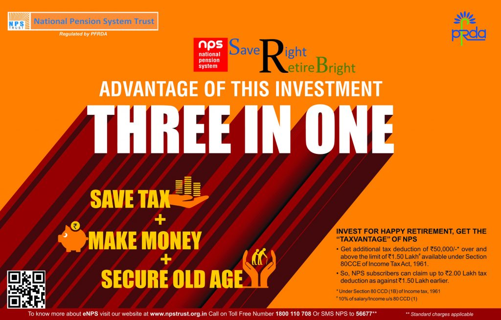 register as retirement adviser to offer NPS and other pension prodcuts of pfrda